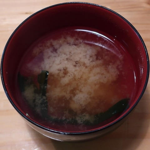 味噌汁(味工房)