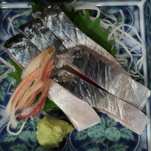 〆鯖(千寿)750