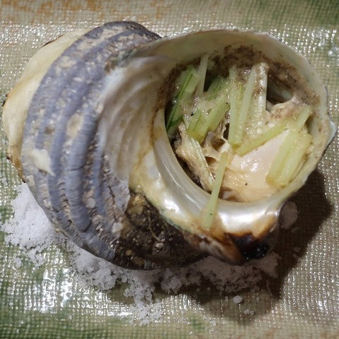 栄螺壺焼(サカノミサキ)1078