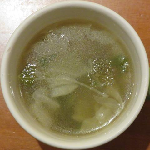スープ(クレソン)