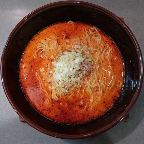 旨辛担々麺(しもがも担々麺)850