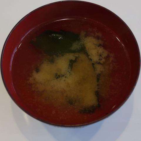 味噌汁(ハーベスト)