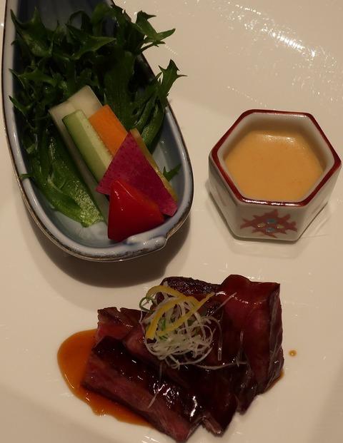 鉢肴(蒼樹庵)