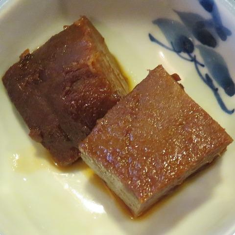 鮪角煮(小美寿司)