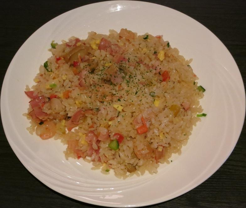 Shrimp & Bacon Pilaf