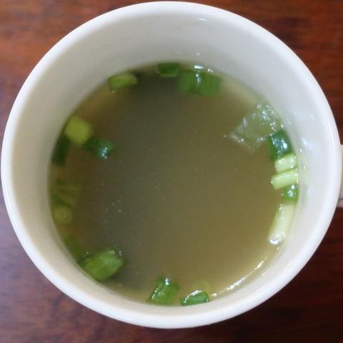 スープ(ビリーズカフェ)