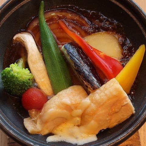 陶板焼き(ユーヨーテラス)