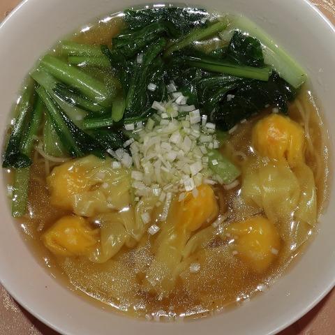海老雲吞麺(南園)1550
