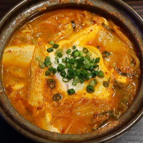 豆腐チゲ(風来坊)750