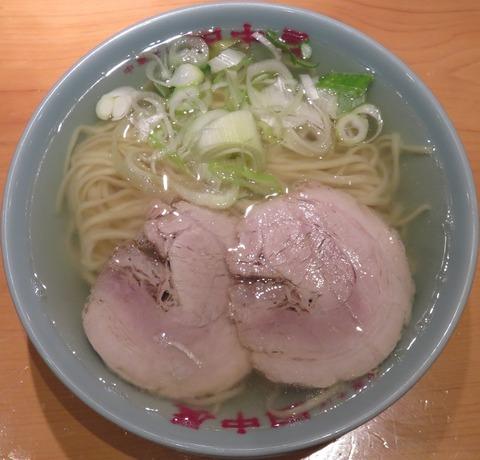 中華そば(田中家)780