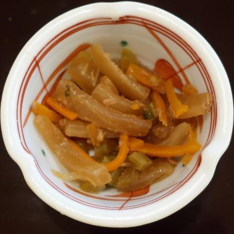 小鉢②(長寿庵)