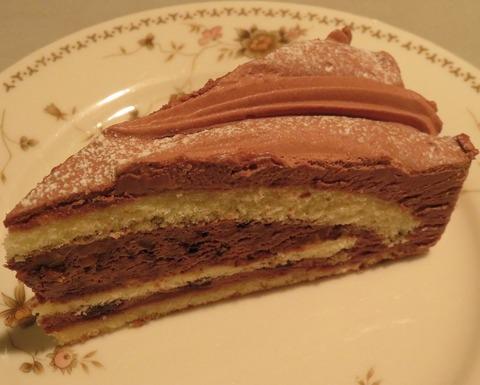 チョコナッツケーキ(フレール)400