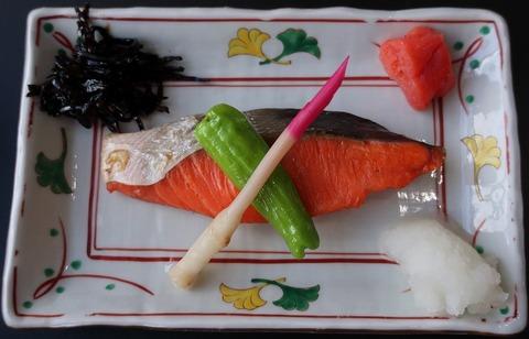 焼魚(オークラ)