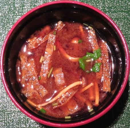 味噌汁(旬)