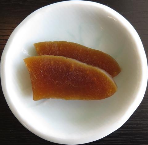 奈良漬(大亀楼)