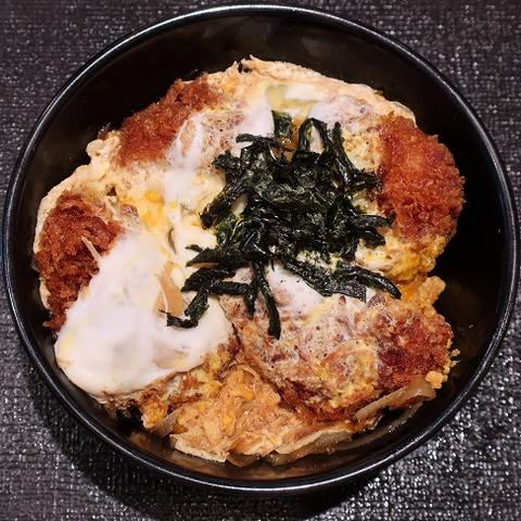 ヒレかつ丼(松のや)650