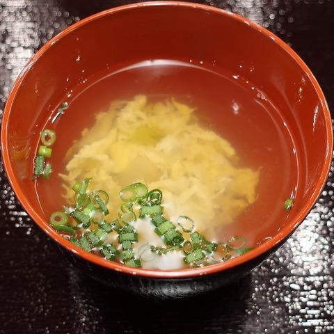 スープ(東北牧場)