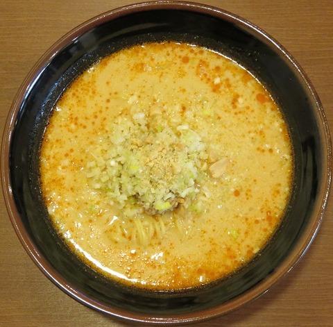 担担麺700