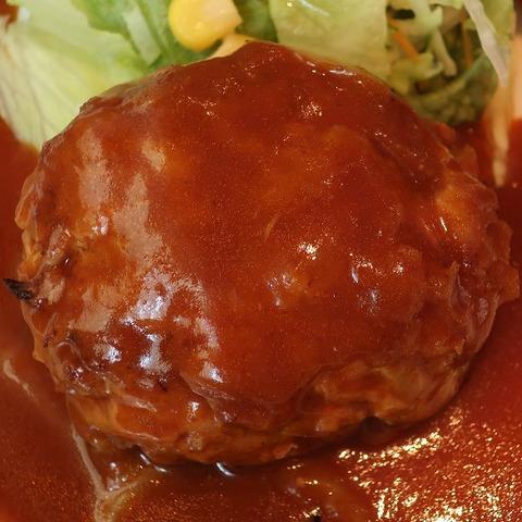 ハンバーグステーキ(シオン)