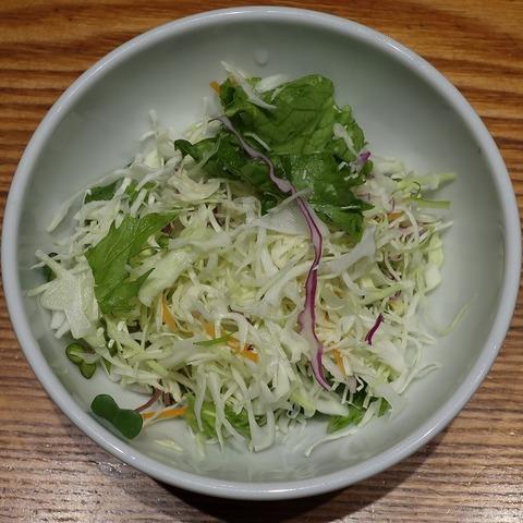 サラダ(黒ぶたや)