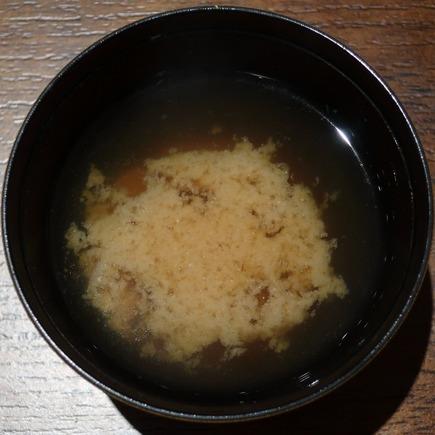 味噌汁(和幸)