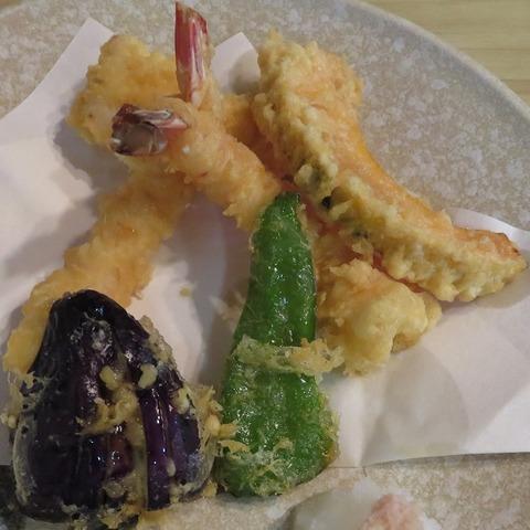 天ぷら(武蔵野)630