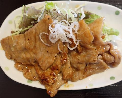 生姜焼(とんとん)