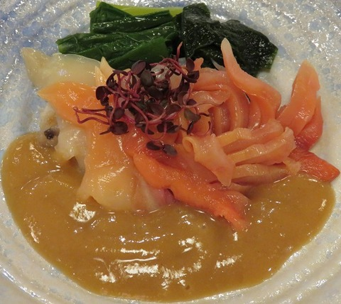青柳赤貝酢味噌和え1512