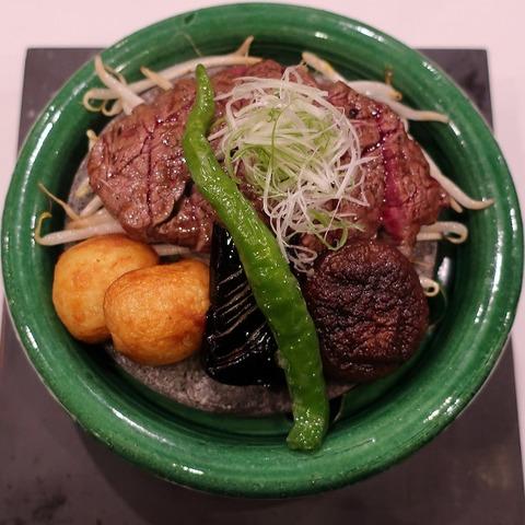 牛ひれ肉焼野菜(呉竹)6000