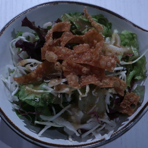 グリーンサラダ(粋)