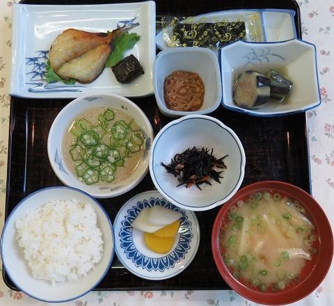朝食(三好家)