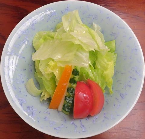 サラダ(岡半)