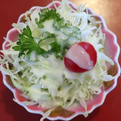 サラダ(辰政)