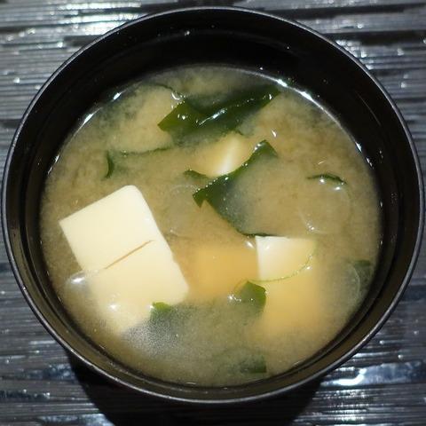 味噌汁(CHOJIRO)