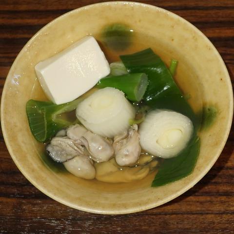 牡蠣と下仁田葱煮(旬太)750