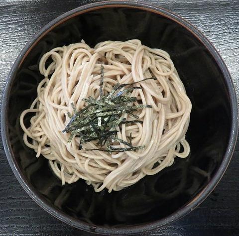 蕎麦(紅葉屋)