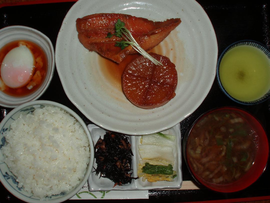 日替わり(煮魚)定食