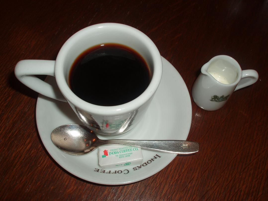 プレミアムコーヒ