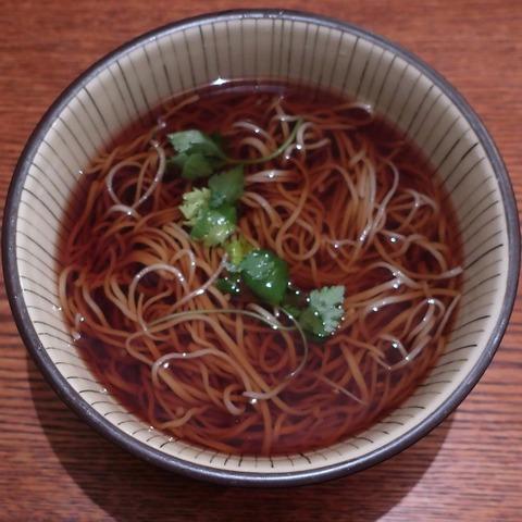 蕎麦(弧仙)