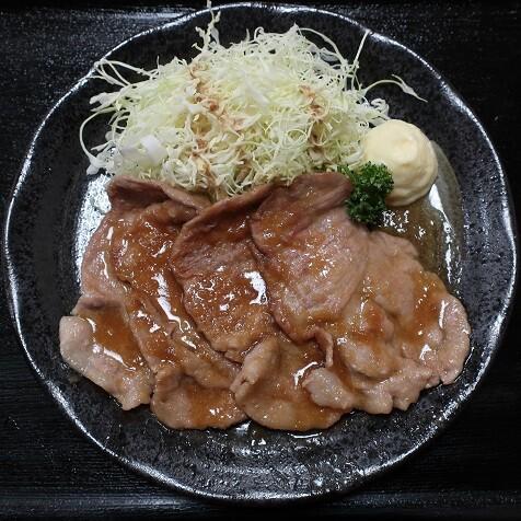 生姜焼(彩)