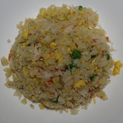 蟹肉炒飯(四川)1900
