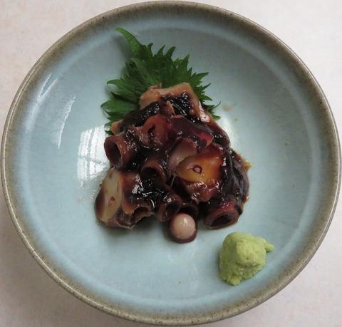 蛸の桜煮(なか田)1760