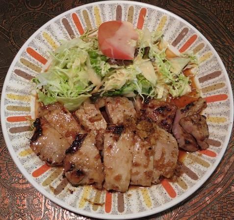 ロース肉使用