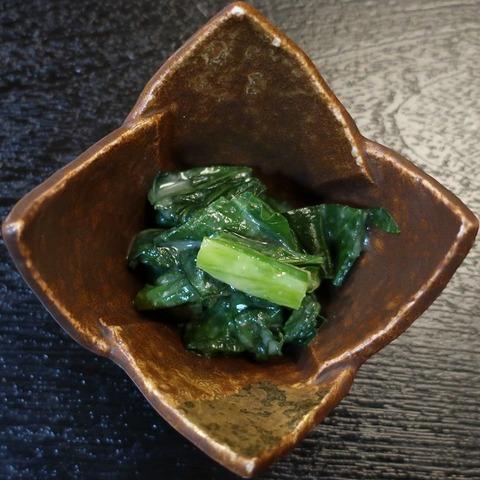 青菜(うな正)
