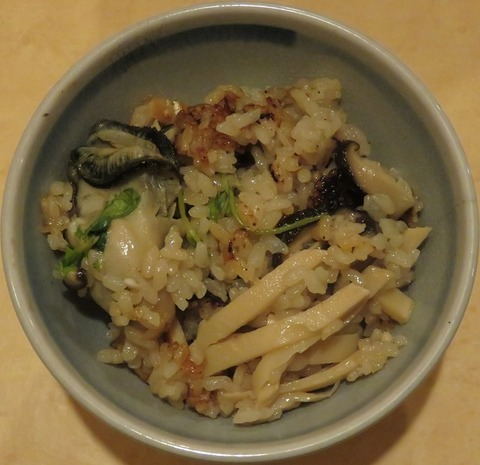 カキ釜飯(京まち)