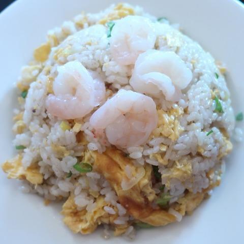 海老炒飯(双龍園)750