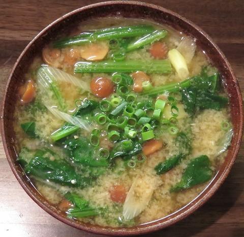 味噌汁(風来坊)