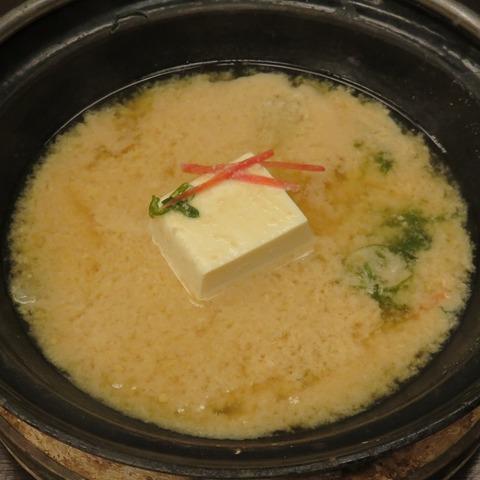 味噌汁(福わ家)