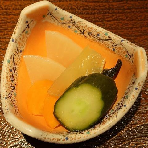漬物(三右ヱ門)