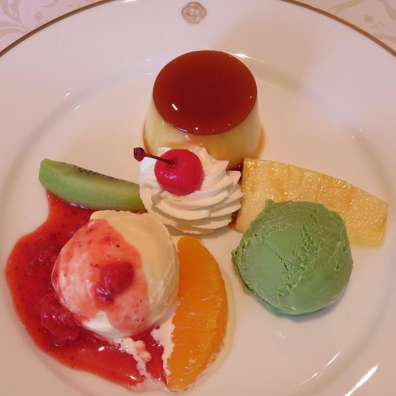 """Pudding""""A La Mode"""""""